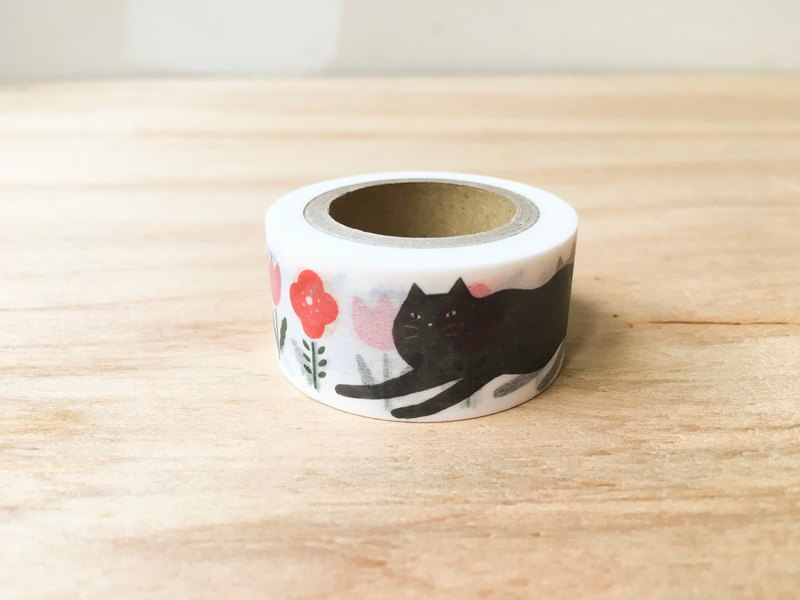 Paper tape | cat is liquid