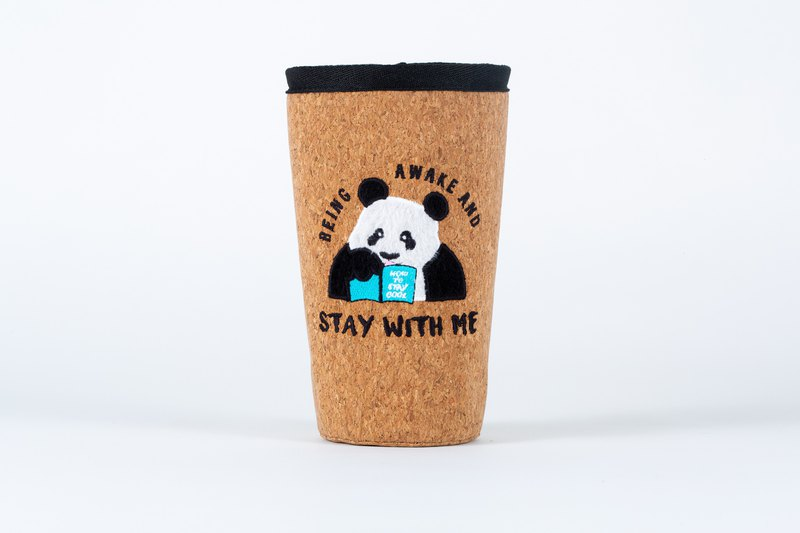 Panda travel case 22 oz.Elder size /cup holder/ Bag for your everyday cup