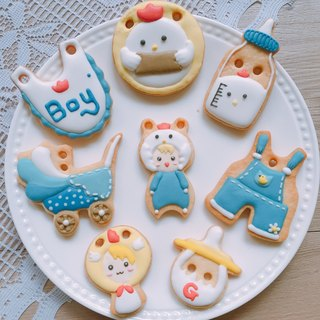 Chicken Baby 6 Tablets Recipe Cookies / Sugar Cookies