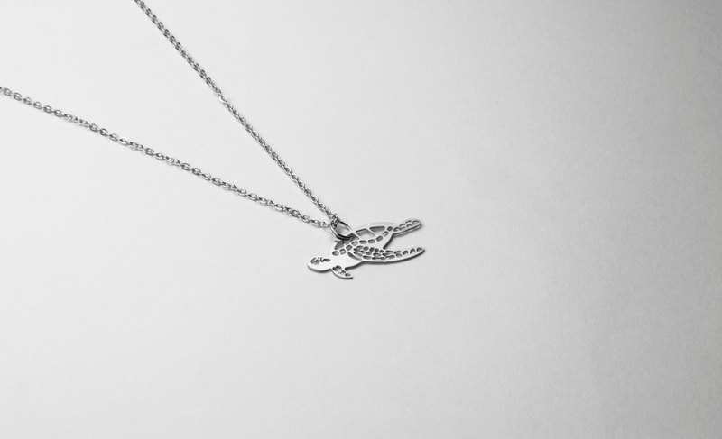 Turtle necklace [mini section] _ animal series _ topic