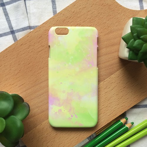 Colors of Lotus. Matte Case( iPhone, HTC, Samsung, Sony, LG, OPPO)