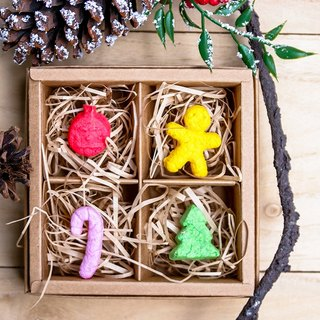 Christmas Shape Seed Ball Gift Set Christmas Gift / Exchange Gift / Indoor Potted Plant