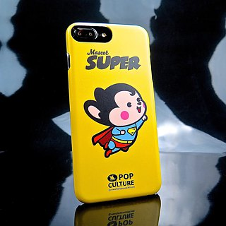 Mascot SUPER PC case (iphone8/7 Plus)
