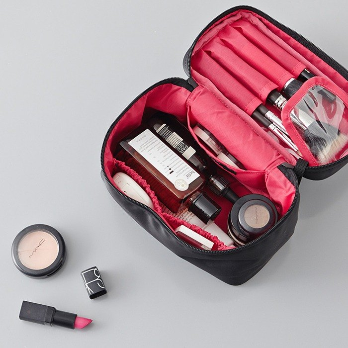 Korea ithinkso carrying away cosmetics cases WHOLE MAKE-UP BOX