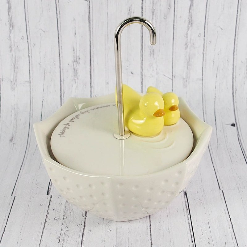 Treasure baby - rain duckling music box