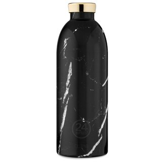 新品 24Bottles Clima Marble Black (850ml) - 保暖12hr保冷24hr