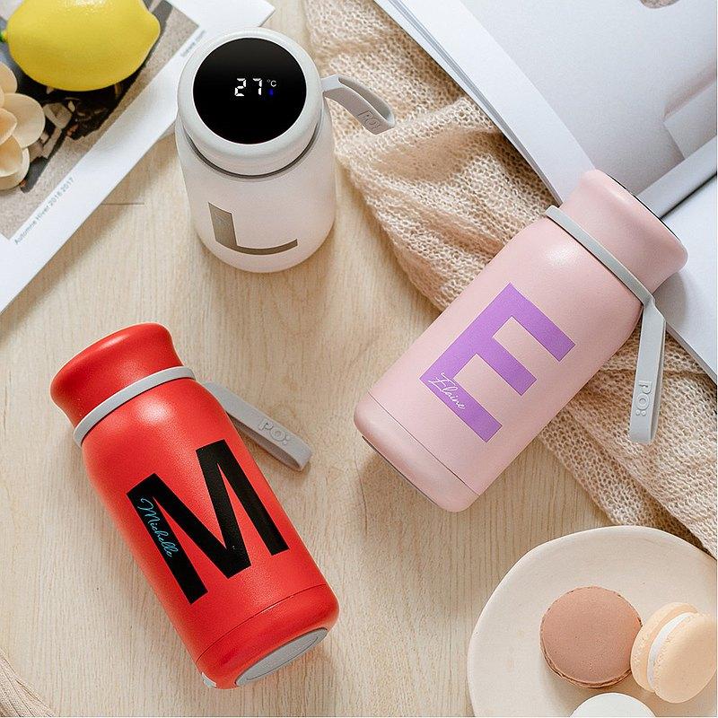 【畢業禮物】客製生日禮物 暖手多功能恆溫保溫瓶 茶 防疫 水壺
