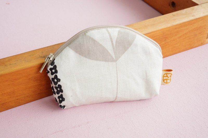 Coin Purse Wallet Handmade Japanese Fabrics Gift Limited Released Woman Zipper