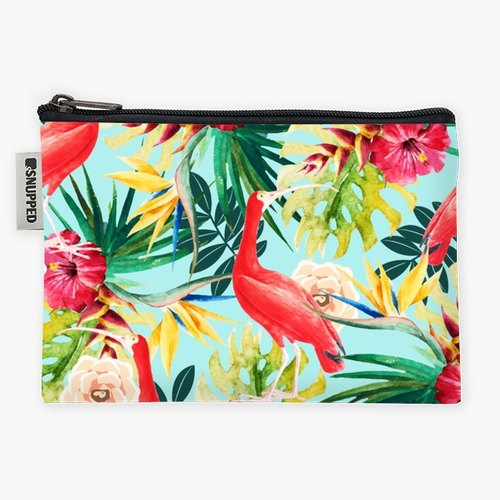 Snupped Zipper - Accessories Pouch - Hawaiian Vibe