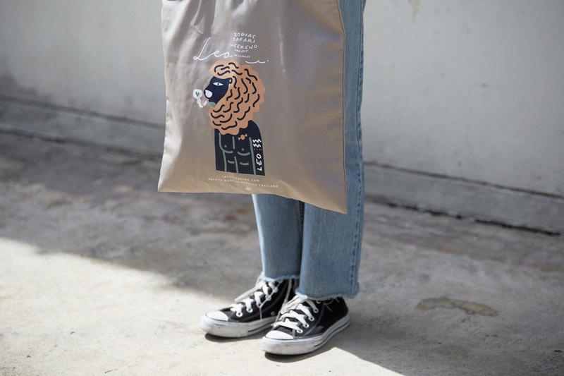 生肖手提袋:獅子座