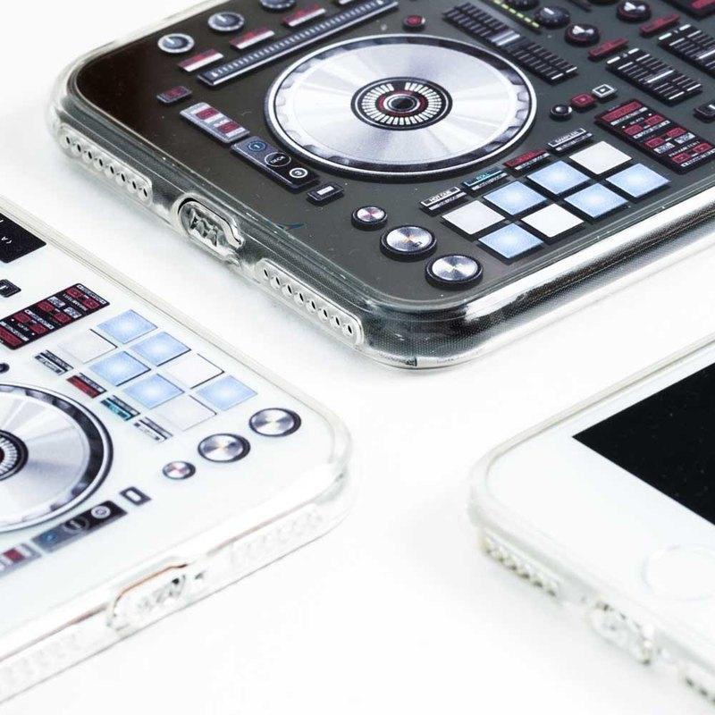 全透明太空DJ防摔手機殼 (iphone11/Pro/Xs/8/i7/6,htc,samsung)