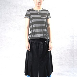 Irregular fashion temperament group skirt
