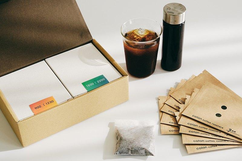 【冷泡咖啡】colon coffee特調冷泡咖啡禮盒