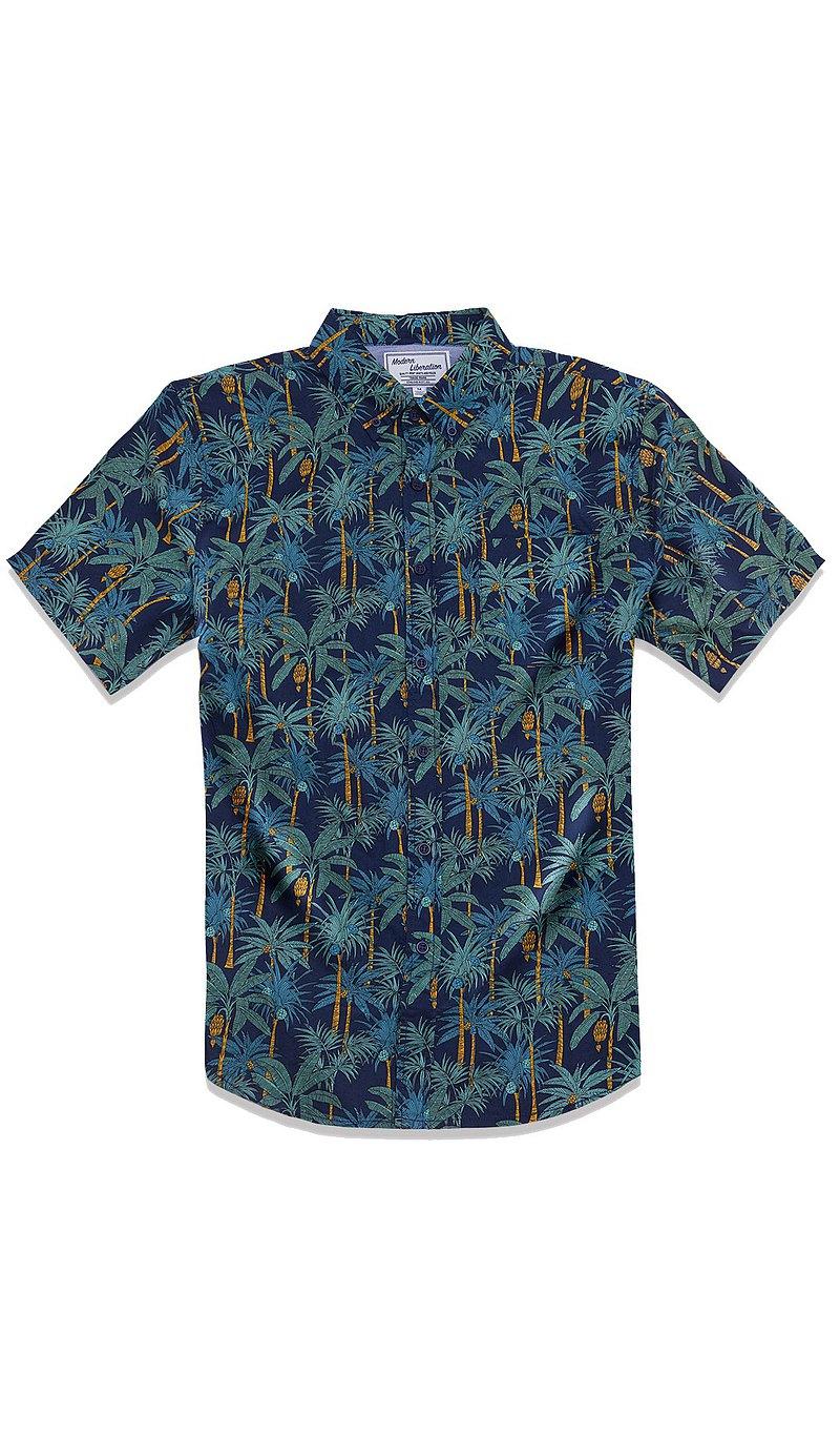 Palm Tree Shirt 棕櫚樹襯衫