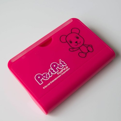 [PostPet authorization] momo - 2 in 1 Pocket Card Case Holder [Gift Edition]