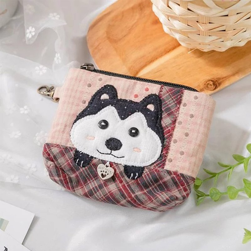 Shiqi Heartprint Wallet [710289]