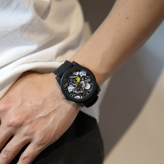 Sing Sing Rabbit x MOZVA music watch – limited edition