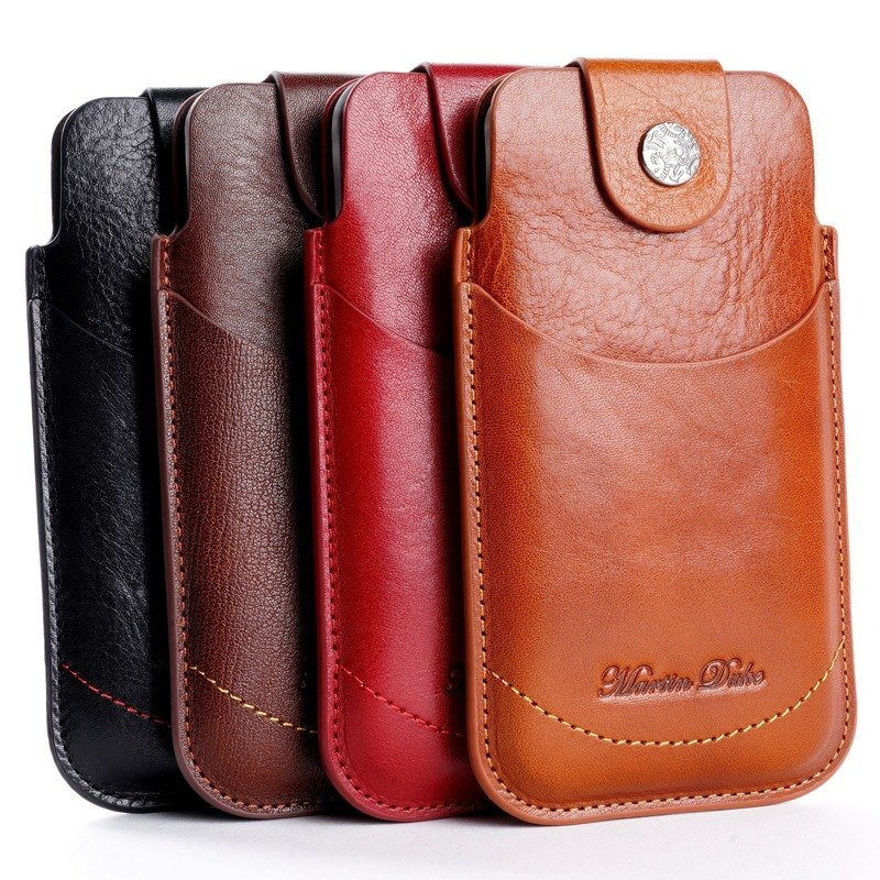 Martin Duke iPhone 6/6s plus 5.5 inches Leather Phone Case