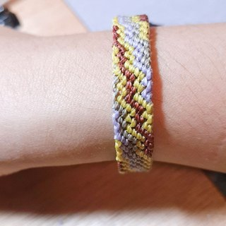 潺涓Impression woven beautiful | Brazilian wax line | color 01