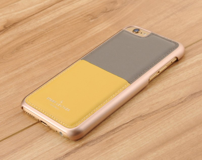 STORYLEATHER customized iPhone 6 / 6S (4.7 inches) Style i6S-2P back protective shell