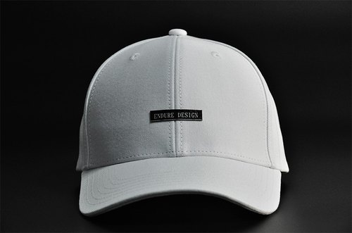 ENDURE brand design/白色老帽