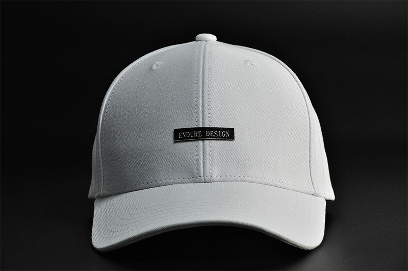 ENDURE brand design / white old hat