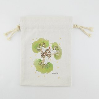 The Little Prince Classic authorization - Pouch (Large): bread tree [apes]