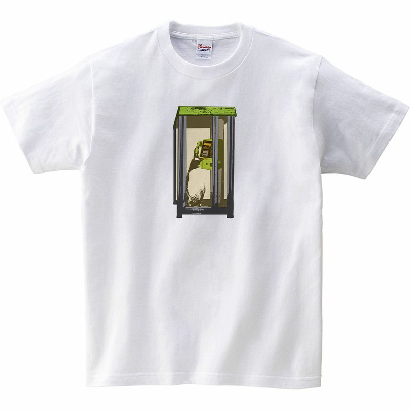 Kids T-shirt / Penguin calling
