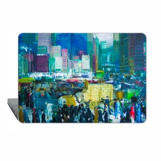 Macbook Pro 15 touch bar Case American art MacBook Air 13 Case Macbook 11 New York Macbook 12 Pro 13 Retina Macbook 15 Case Hard Plastic 1807