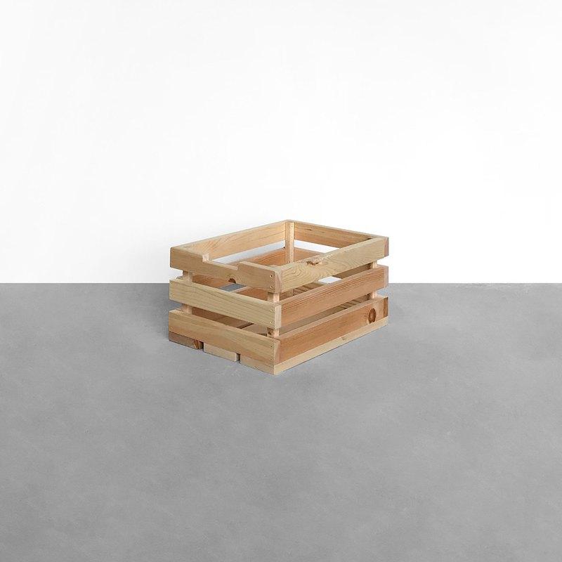 實木儲物盒 CU038