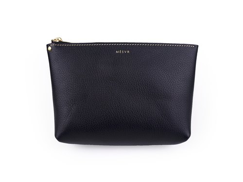 [ALRAN]|Cosmetic Pouch [L]|Zipper Toiletry Makeup Bag