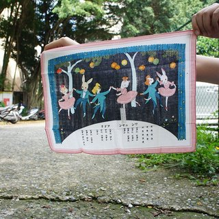 Small things} to date! Illustrator in Japan towelette