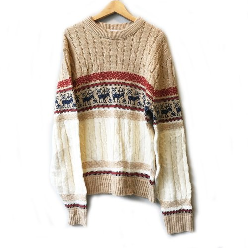 Ancient Cave firm │europe sweaters │ Nordic sweater