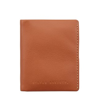 EDWIN Business Card Holder _Camel / Camel