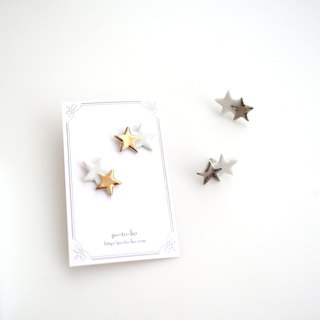 LIMITED Special star earrings