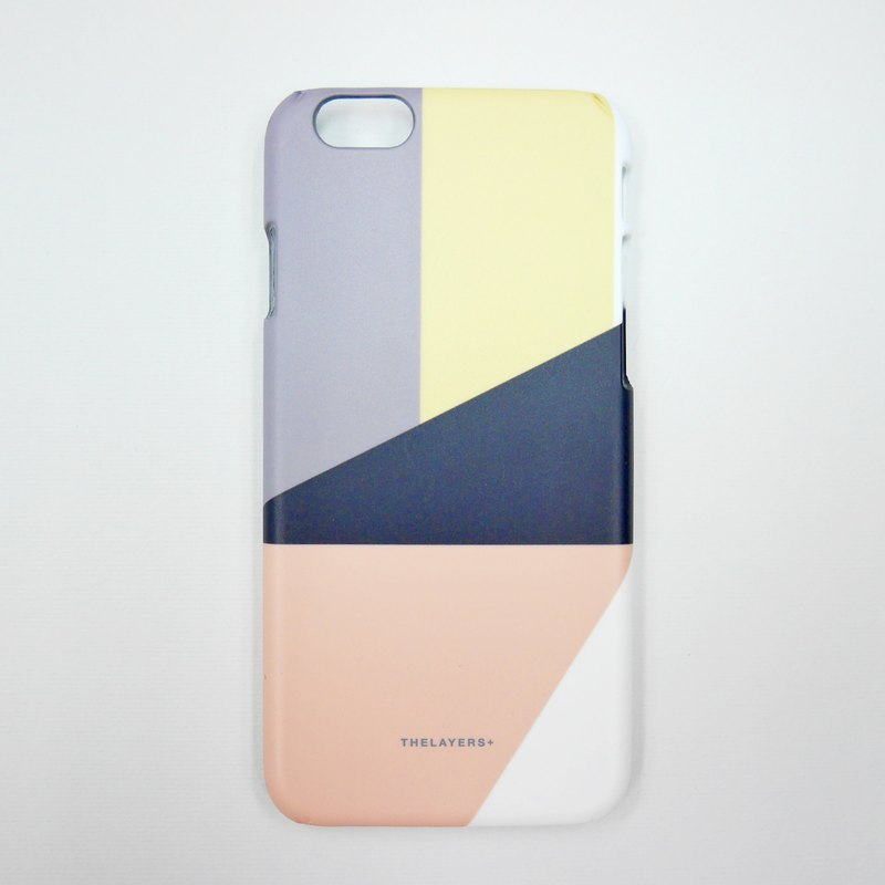Minimalist GRAPHIC PRINT - PLANET iPhone Case