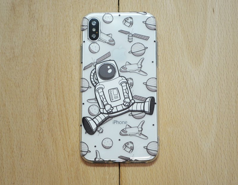 Lost in Spaaaaaaace - phonecase
