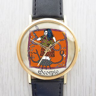 Scorpio - Women's Watch / Men's Watch / Neutral Table / Accessories [Special U Design]