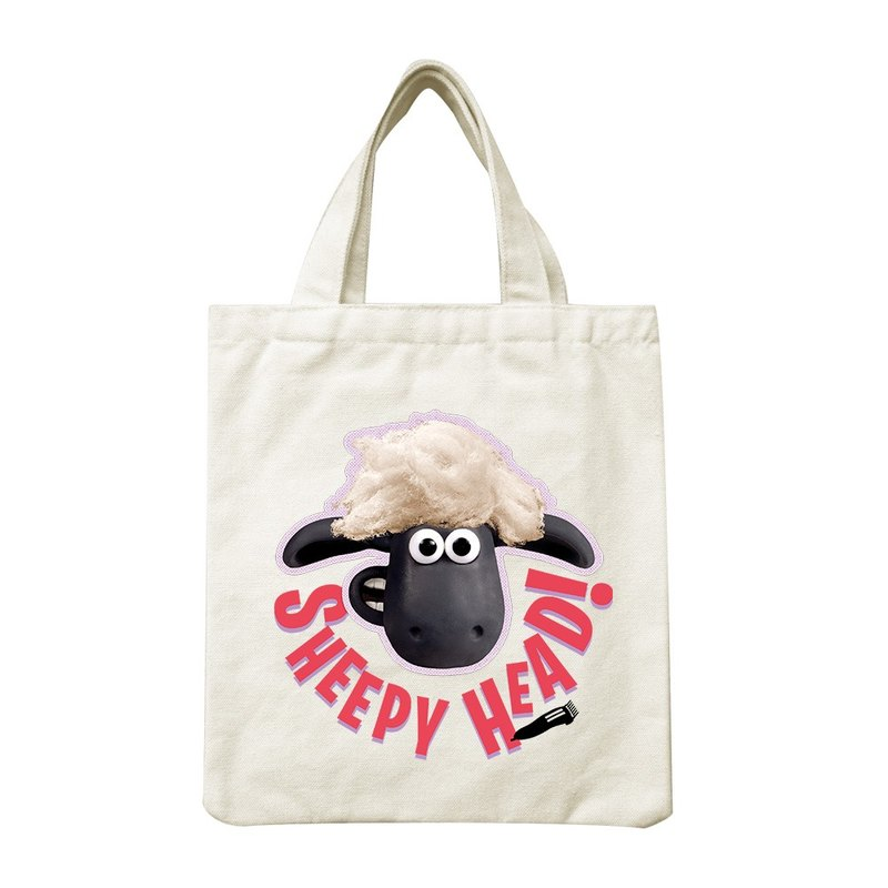 Shaun The Sheep - Hand Canvas Bag: [ZZ Sheep], CA1AI08