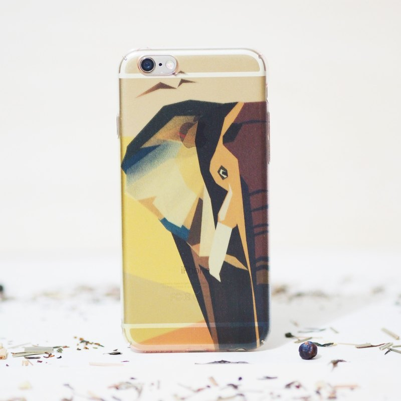 iPhone Case - Elephant
