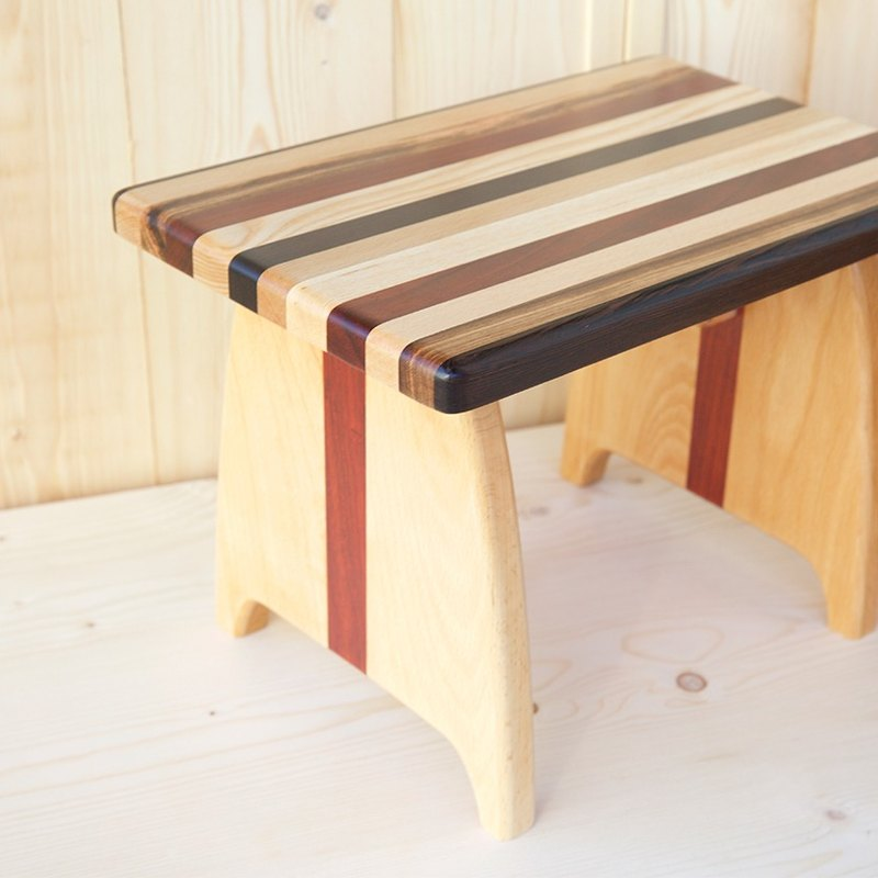 Color Life | wood puzzle small chair