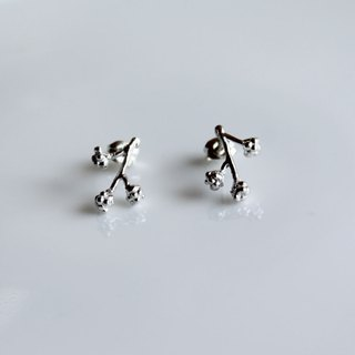 sv925 Mimosa earrings