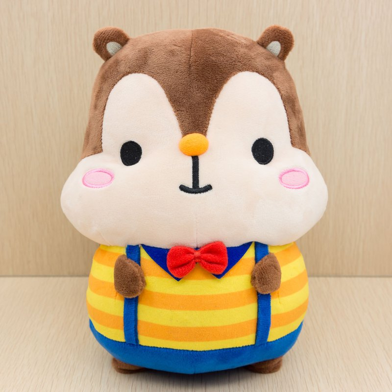 Cute Squirrel Squly Soft Plush Toy