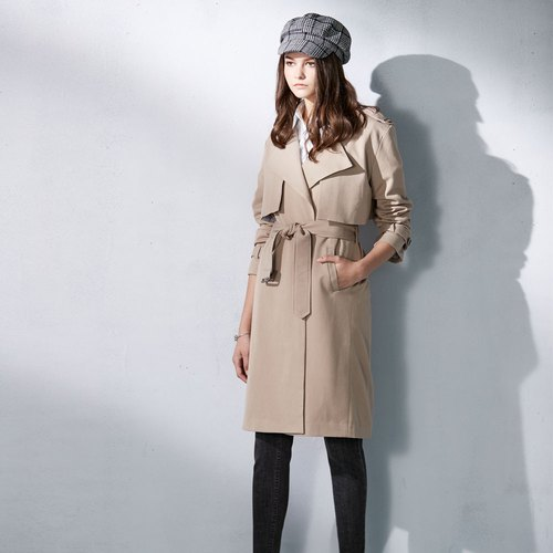 3way more wear trench coat