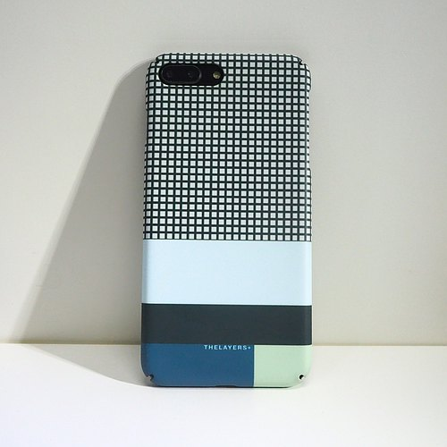 GRAPHIC PRINT - SEAFOAM iPhone 7/ 6S Case