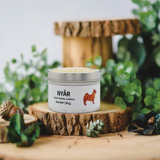 Nordic Swedish Design - Nyår Travel Candles 85g