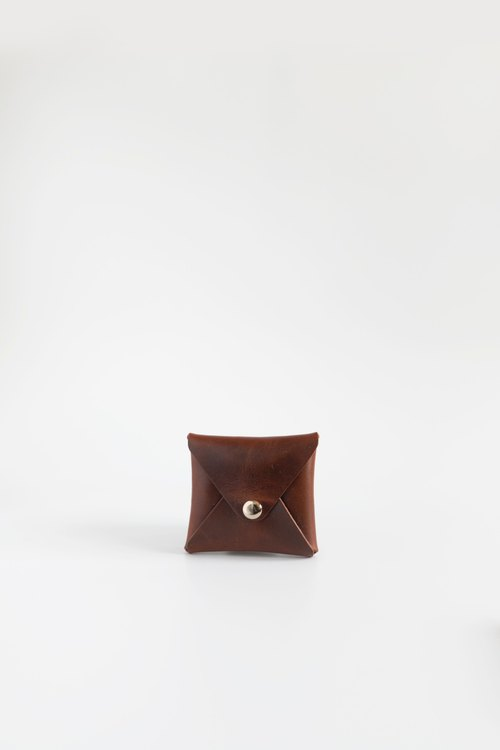 Warren Coin Pouch in Whisky