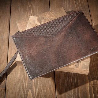 Amdacious Ealing Leather Holder