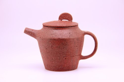 Red Series - Hand Drawn Bad Teapot Tea Kettle Teapot