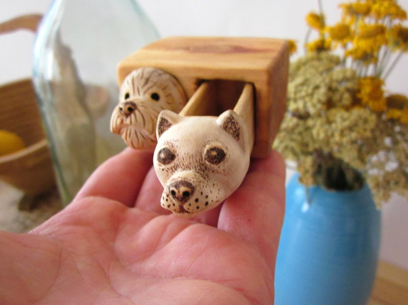 Custom pet portrait, wood carving, wood box, Personalized Gifts, dog or cat carv